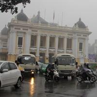 Dự báo thời tiết: miền Bắc mưa nhỏ diện rộng