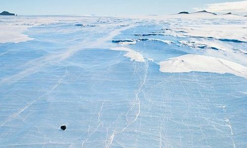 Các nhà khoa học Anh có thể bắt đầu tìm kiếm thiên thạch ở Nam Cực vào năm 2020