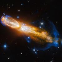 Tinh vân bốc mùi trứng thối khó chịu trong vũ trụ