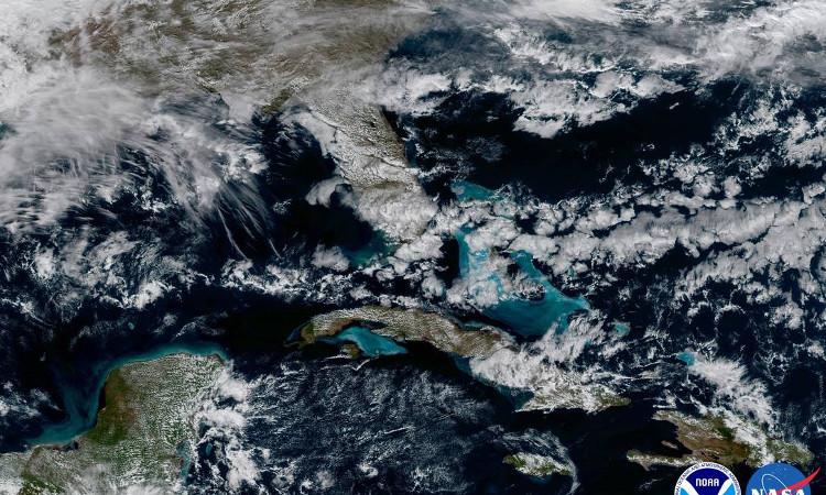 Florida, Caribbean và một phần của trung Mỹ.