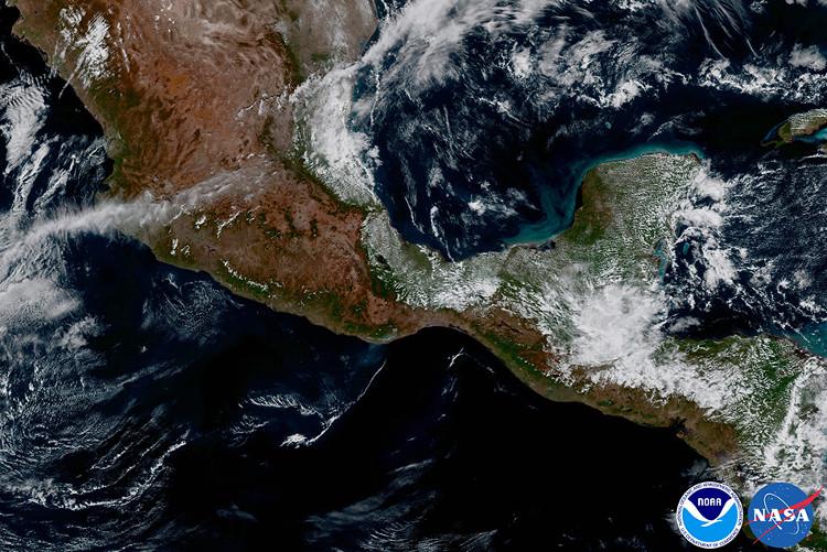 Yucatan Peninsula của Trung Mỹ.