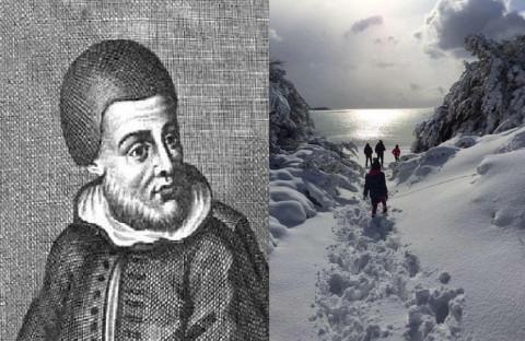 Matteo Tafuri đã tiên đoán đúng về hiện tượng thời tiết bất thường ở Salento của 500 năm sau khiến nhiều người kinh ngạc.