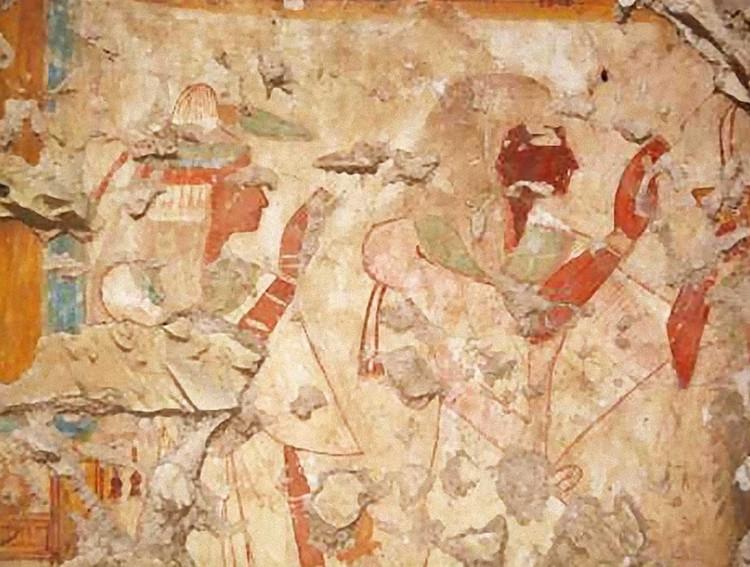 Ngôi mộ hơn 3.000 năm tuổi được tìm thấy ở thành phố Luxor, Ai Cập.