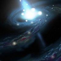 Bằng chứng cho thấy vũ trụ là hình chiếu ba chiều