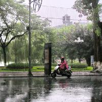 Bắc Bộ chìm trong mưa rét, Hà Nội 14 độ C