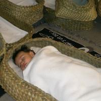Nôi truyền thống người Maori ngăn trẻ sơ sinh tử vong đột ngột
