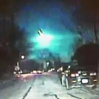 Cầu lửa chói xanh đi kèm tiếng nổ siêu thanh thắp sáng trời Mỹ