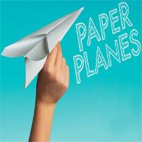 """Video: Máy bay giấy """"bay"""" được gần 70m"""