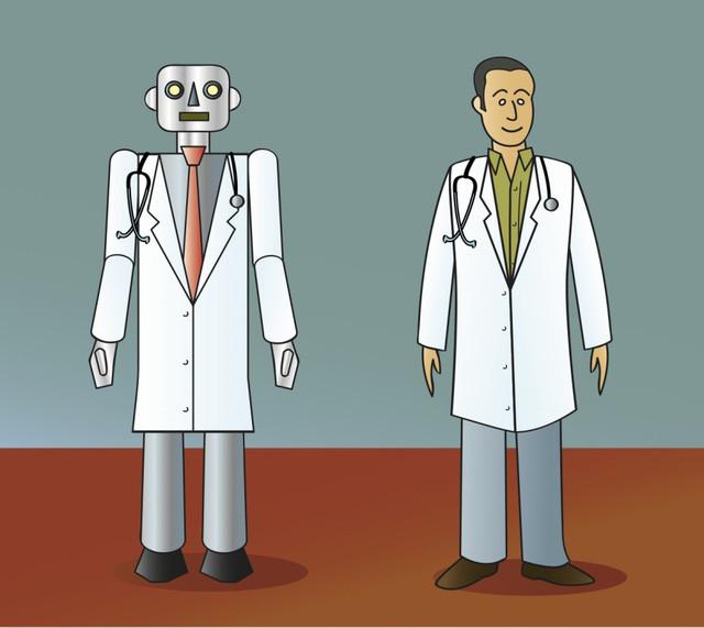 """Máy móc có thể cứu chữa được những trường hợp """"khó nhằn"""" nhất."""