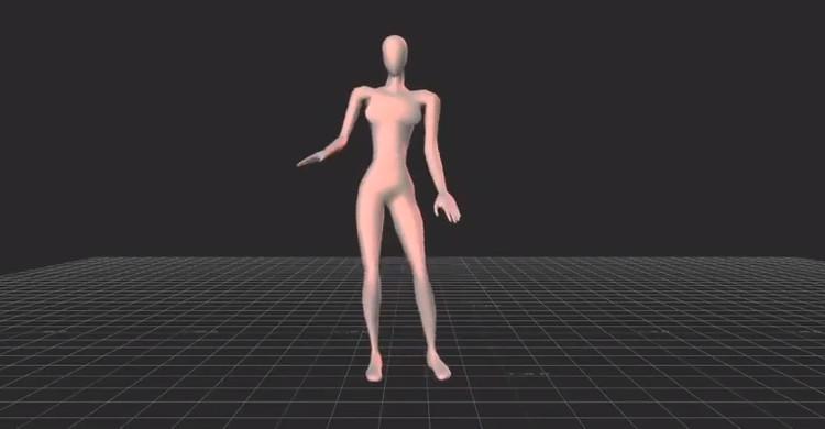 Điệu nhảy sexy nhất là lắc hông thật nhiều.