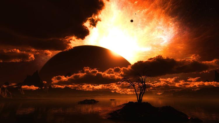 Một số người lại cố dự báo ngày tận thế bằng các thuyết khoa học, nổi bật là thuyết về hành tinh X, hay Nibiru