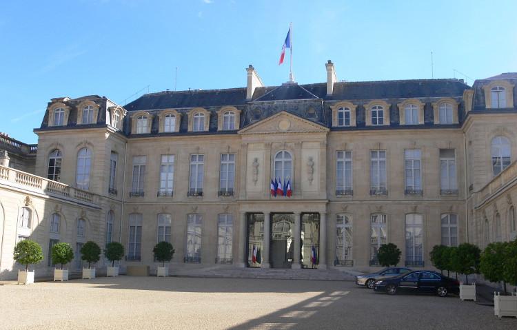 Cung điện Elysee