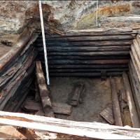 Khai quật tàn tích nhà cháy, phát hiện củ cải nướng 400 năm tuổi