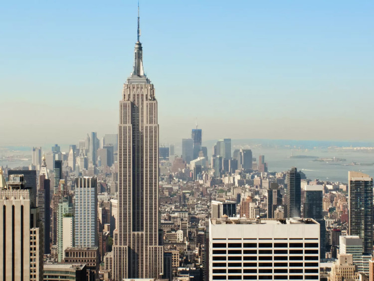 Tầng thứ 103 của tòa nhà Empire State Building