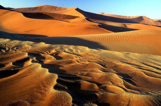 Sa mạc cổ nhất Namib