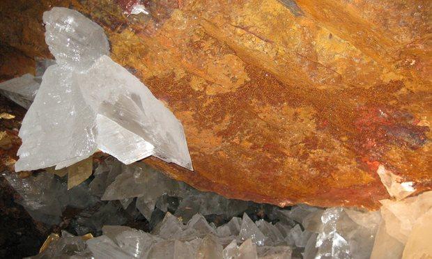 Nơi các nhà khoa học phát hiện ra vi khuẩn 50.000 năm tuổi ở Mexico.