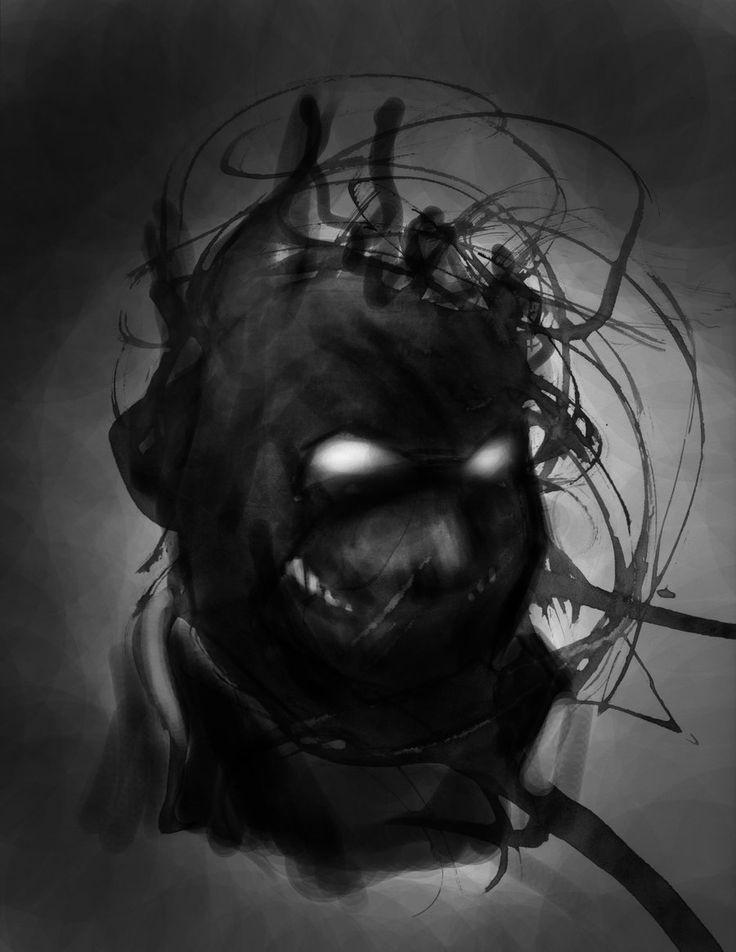 Khi tới địa ngục, không ít linh hồn không thể kiểm soát được nỗi sợ hãi của bản thân.
