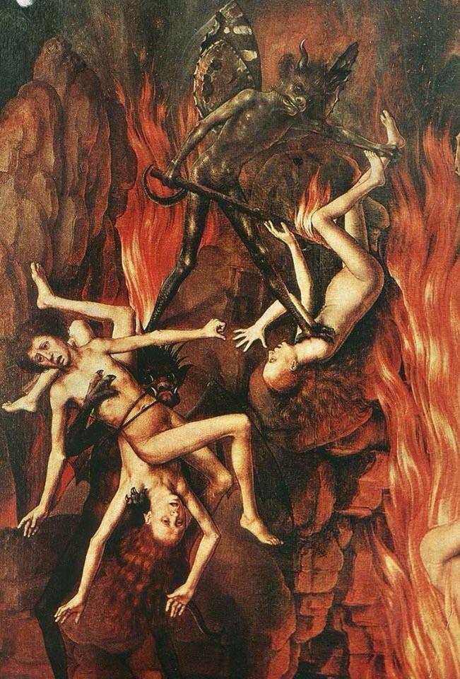 Quái vật, hồn ma, ác quỷ là những thứ đáng sợ mà một số người trở về từ cõi chết miêu tả.