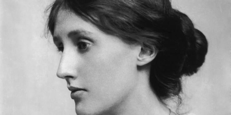 Đại văn hào Virginia Woolf.