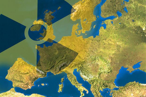 Lượng phóng xạ bí ẩn xuất hiện rải rắc khắp châu Âu.