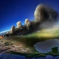 Mạch nước ở Mỹ phun bất thường: Dấu hiệu siêu núi lửa thức giấc, giết chết nhiều người?