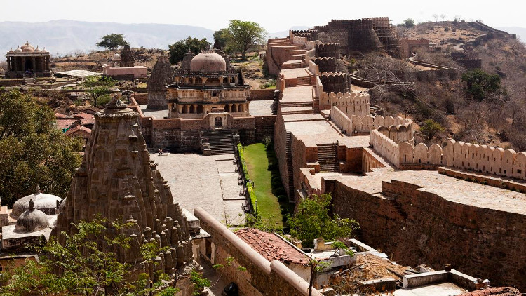 Pháo đài Kumbhalgarh