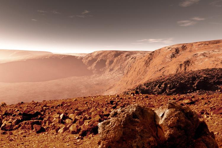 Sa mạc Atacama là nơi khô hạn nhất thế giới với lượng mưa trung bình chỉ khoảng 1mm/năm.