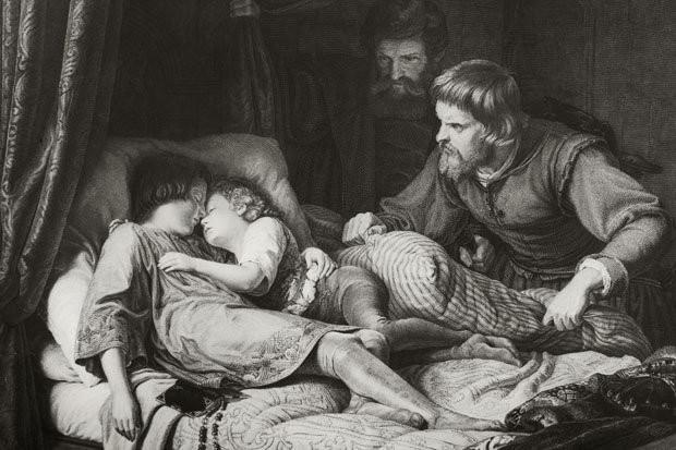 Edward V và em họ Richard xứ Shrewsbury,