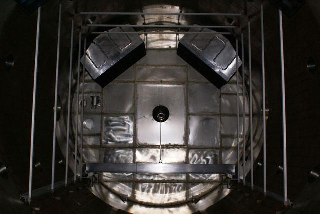 Đây là nơi plasma sẽ được phóng ra.