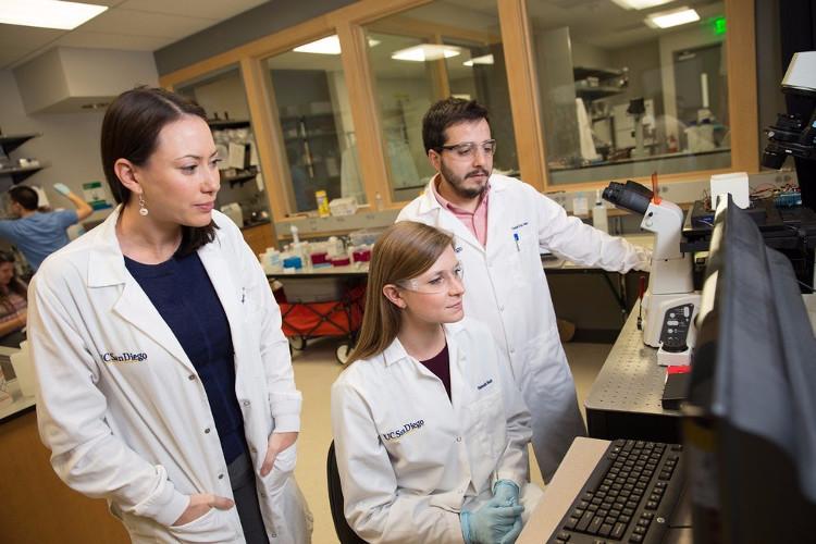 """""""DNA nhiễm khuẩn có mặt trên mọi thứ và lây nhiễm mọi nơi"""", Stephanie Fraley cho biết."""