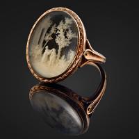 Chiếc nhẫn vàng 200 tuổi Napoleon tặng mối tình đầu
