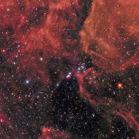 """Ảnh, video và mô hình ba chiều của siêu tân tinh khổng lồ """"sáng nhất Vũ trụ"""""""