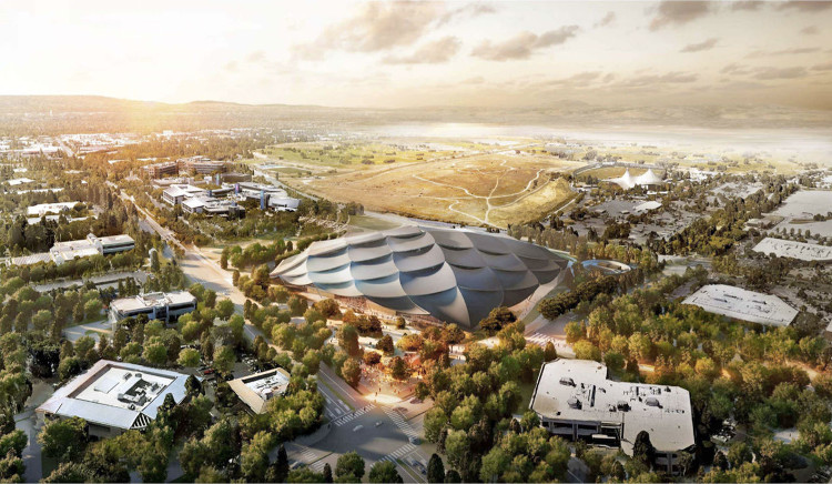 "Google plans to build ""green technology"" campus"