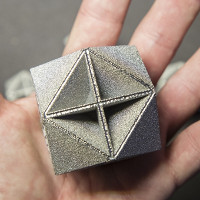 Loại vật liệu mới được chứng minh đạt đến giới hạn của độ cứng, lại vô cùng nhẹ