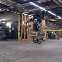 """Google giới thiệu robot """"gây ác mộng"""""""