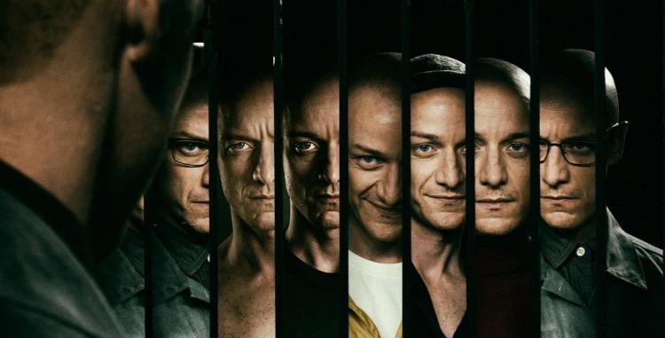 Hình ảnh trong bộ phim Split – Tách Biệt nói về bệnh Đa nhân cách.