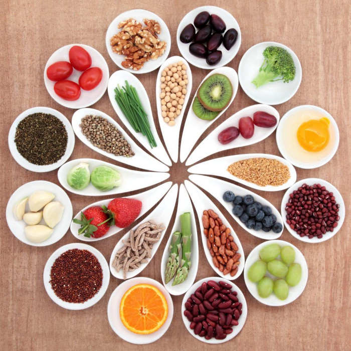 Các loại rau củ quả chứa nhiều vitamin A, vitamin E... cũng là những thực phẩm có khả năng chống oxy hóa mạnh giúp ngăn ngừa ung thư.
