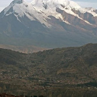 Băng tuyết ở Bolivia được bảo quản tại Nam cực phục vụ nghiên cứu