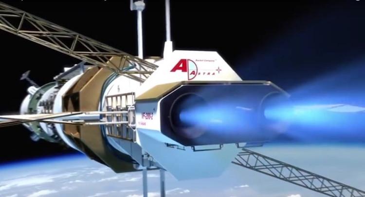 Động cơ plasma sẽ rút ngắn được thời gian du hành vũ trụ.