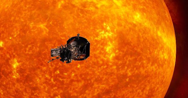 NASA gửi tàu vũ trụ Solar Probe Plus tới Mặt Trời vào năm 2018.