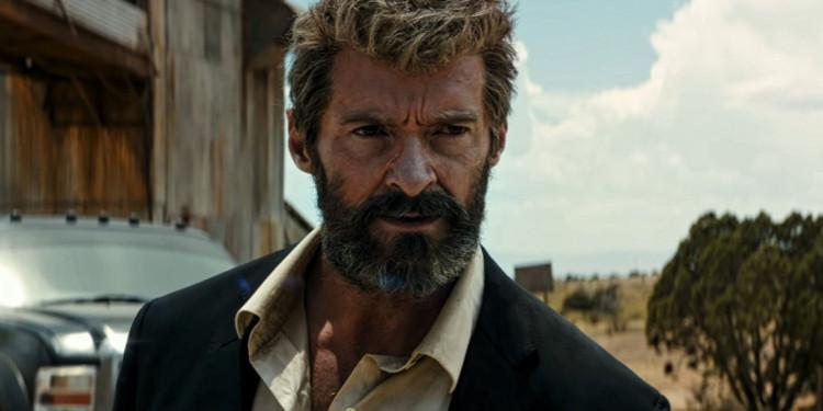 Hugh Jackman trong phim Logan 2017.