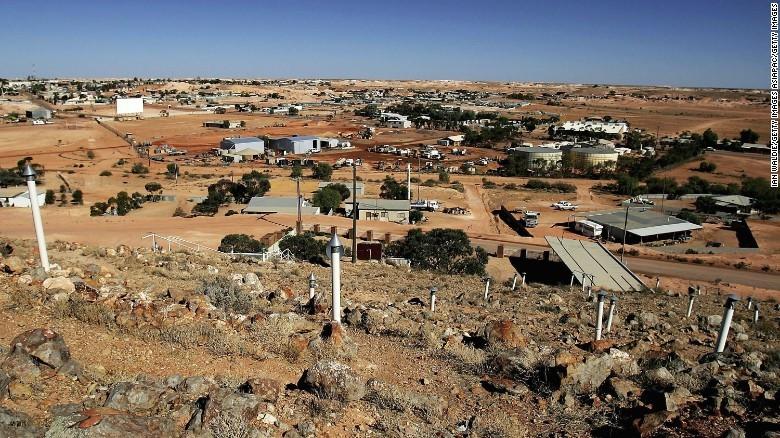 Nam Australia là khu vực sản xuất hơn 90% sản lượng opal có giá trị cao trên thế giới.