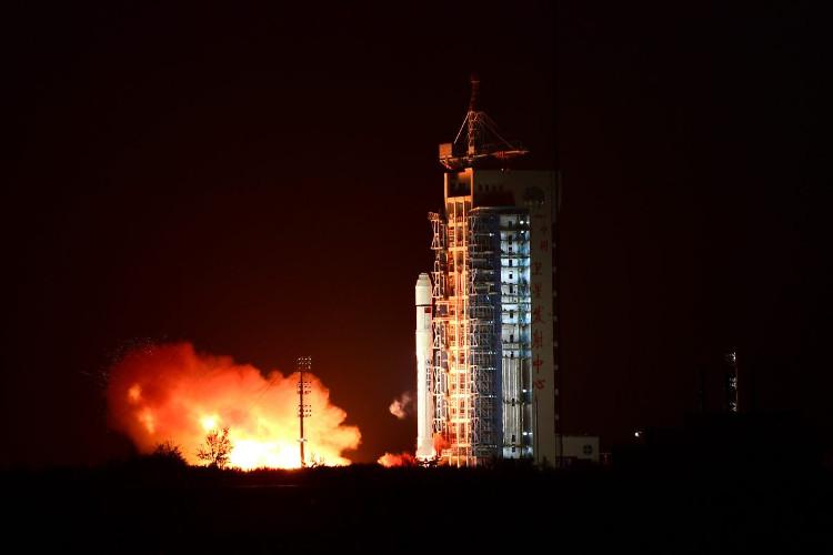 Vệ tinh Vân Hải-1 do Viện công nghệ hàng không vũ trụ Thượng Hải phát triển