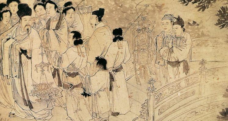 Trong hôn nhân thời xưa, nữ giới không có quyền chủ động.