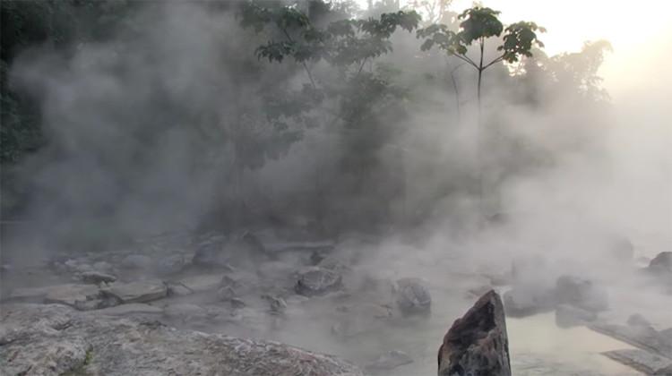 Rất đông du khách tới khu Mayantuyacu để chữa bệnh theo phương pháp truyền thống của người Asháninka.