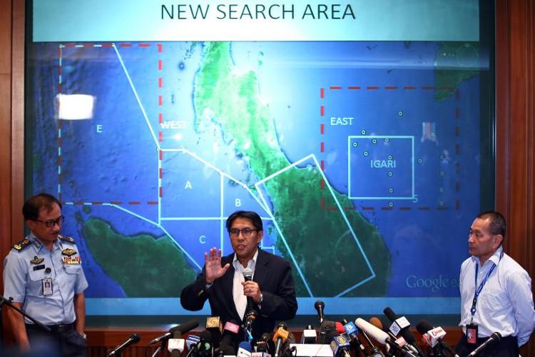 Con số chính thức của các nhà chức trách đưa ra là 227 hành khách trên máy bay.