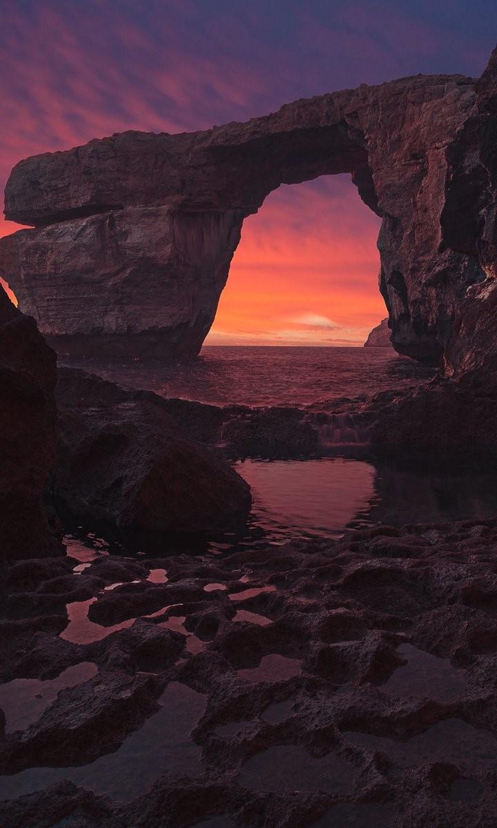 Nhiều du khách cảm thấy tiếc nuối khi những hình ảnh đẹp về vòm đá Azure (đảo Gozo)