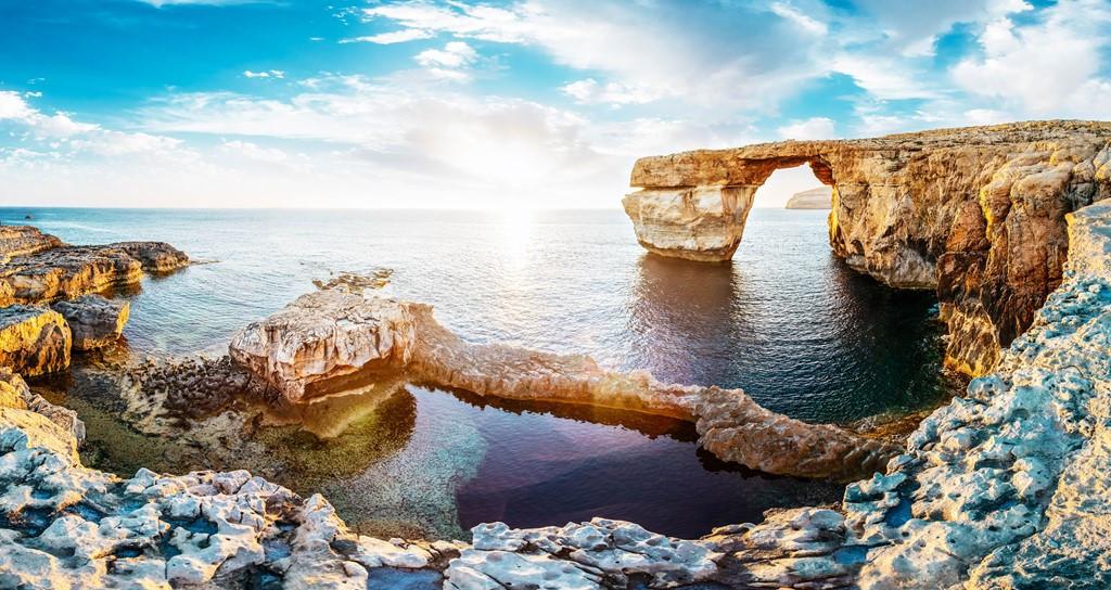 Đây là địa điểm thu hút du khách khắp nơi trên thế giới khi đến Malta.