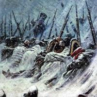 4 trận đánh diễn ra trong thời tiết khắc nghiệt nhất lịch sử