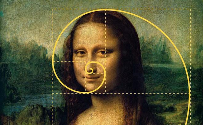 Tỉ lệ vàng trên khuôn mặt Mona Lisa